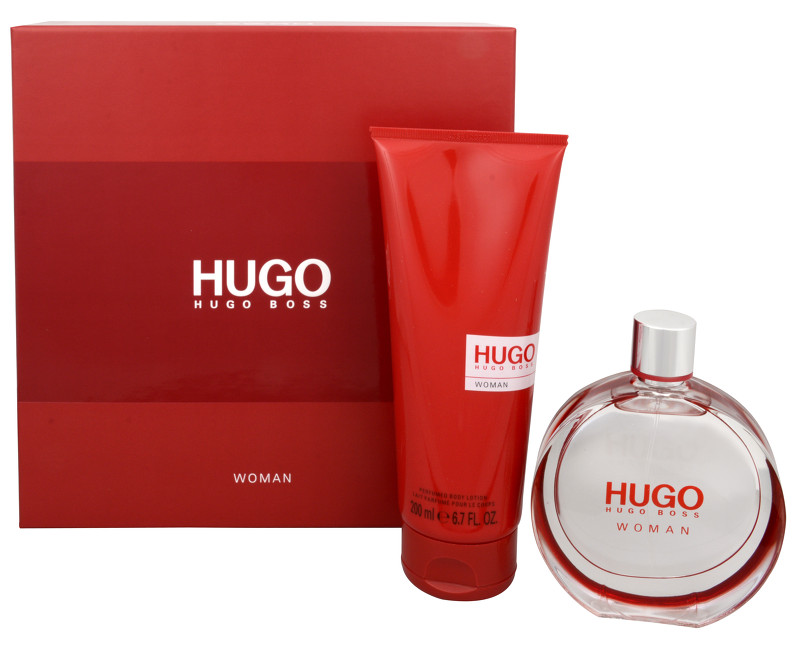 Parfum Gift Set Dames Hugo Boss Woman
